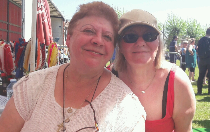 Regine et Liliane