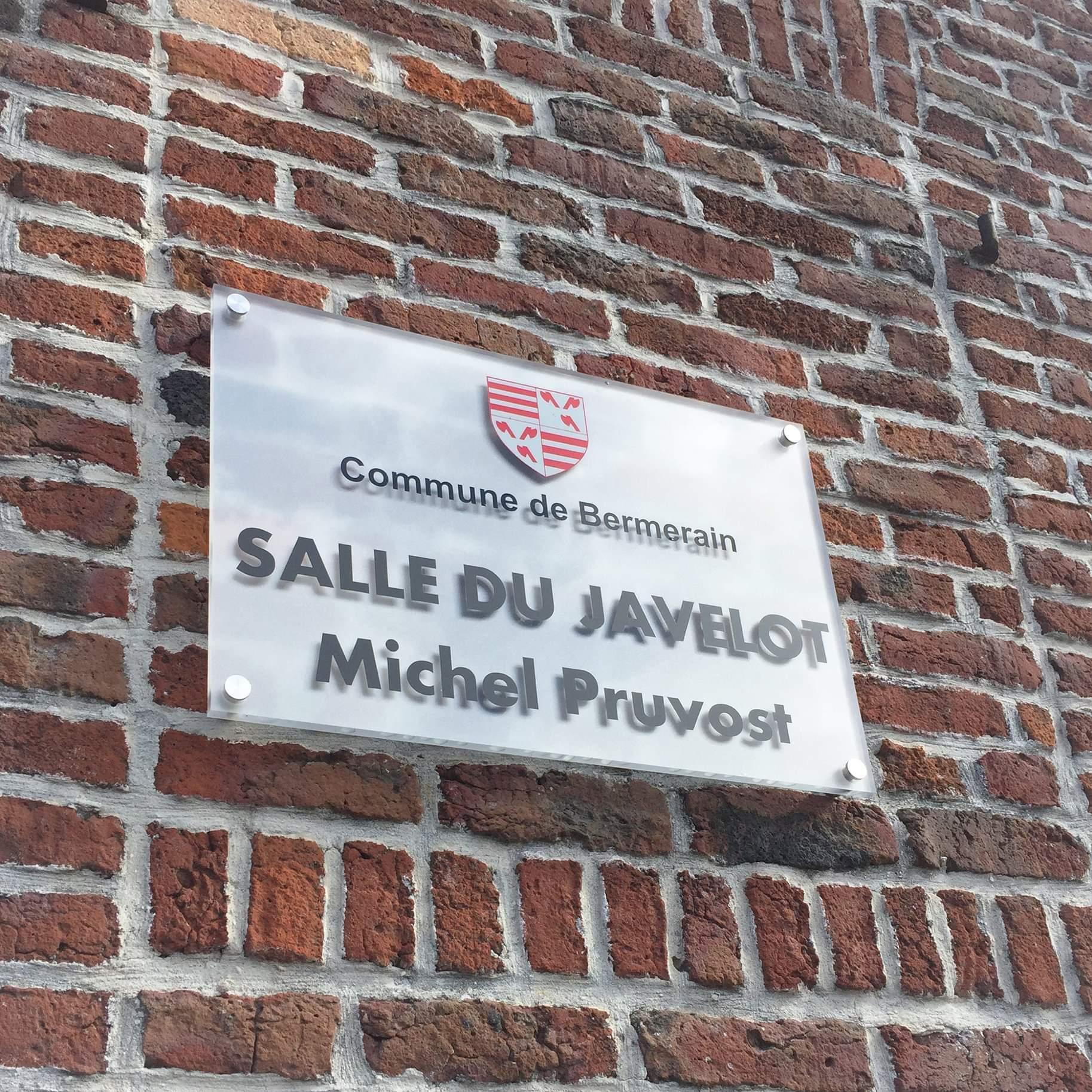 Salle Michel Pruvost